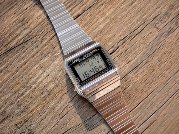 カシオ デジタル時計