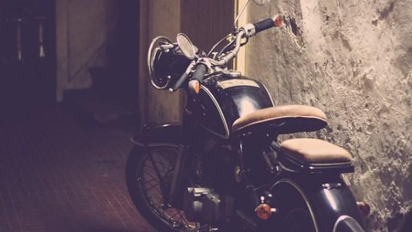 色気バイク
