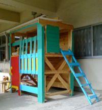 workshop midori 保育園・工作・家を造ろう
