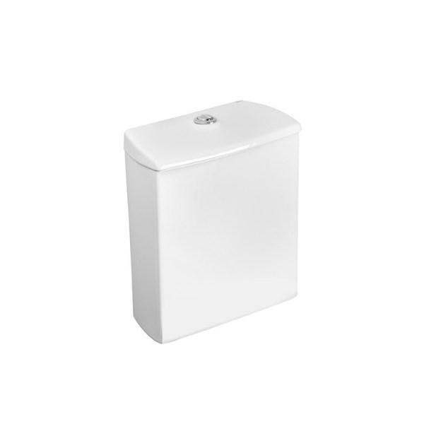 Roca Nexo Dual flush 6/3L WC cistern with bottom inlet (AUS)