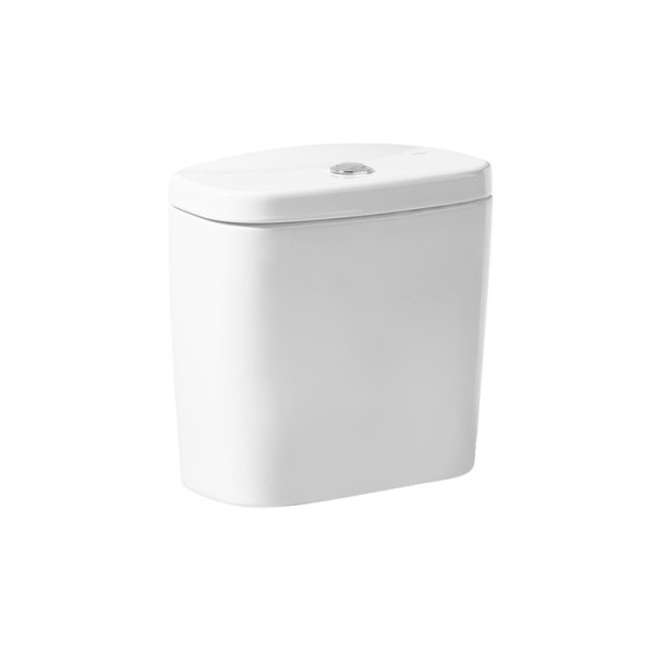 Roca Victoria Dual flush 6/3L WC cistern