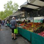 パリ日記<br />さすが農業大国フランス。野菜もお魚もお肉もおいしい