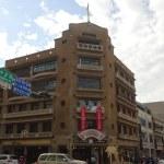 旅行記・台南編<br />林百貨店 統治時代の百貨店が再建されました。