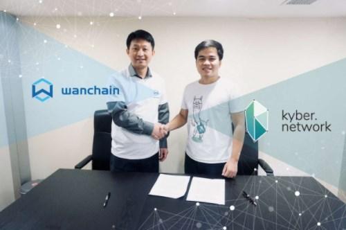 Wanchain  wan 仮想通貨