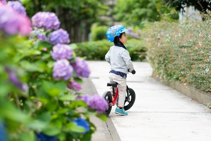 子供のストライダー用ヘルメットの選び方