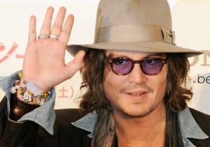 US actor Johnny Depp poses for photograp
