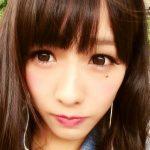 前田希美のかわいい泣きぼくろや水着カップ画像は?
