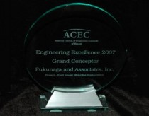 2007 ACEC Engineering Excellence Award - Grand Conceptor