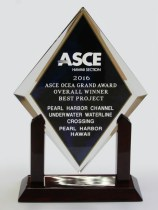 2016 ASCE OCEA Grand Award Overall Winner - Best Project