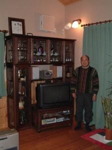 リビングボード(TV台収納付き)