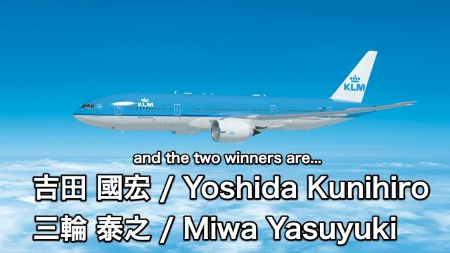 KLM Winners