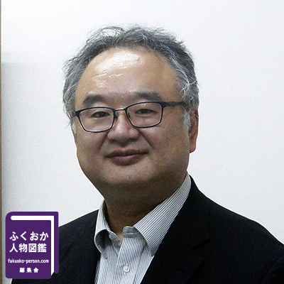 【画像】株式会社ふくや 代表取締役社長 川原武浩