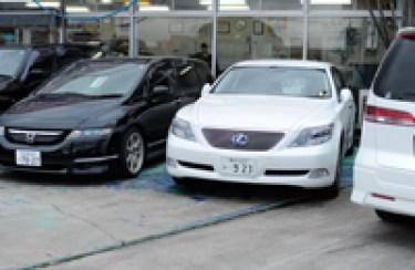 福岡の中古車はラックガレージ