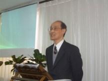 教会開拓三周年記念の礼拝