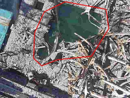 Fotos de SFP en reactor3 están pixelados
