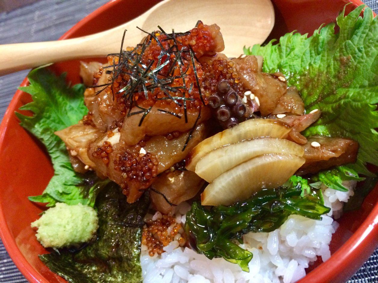 赤坂 あそび亭 海鮮漬け丼