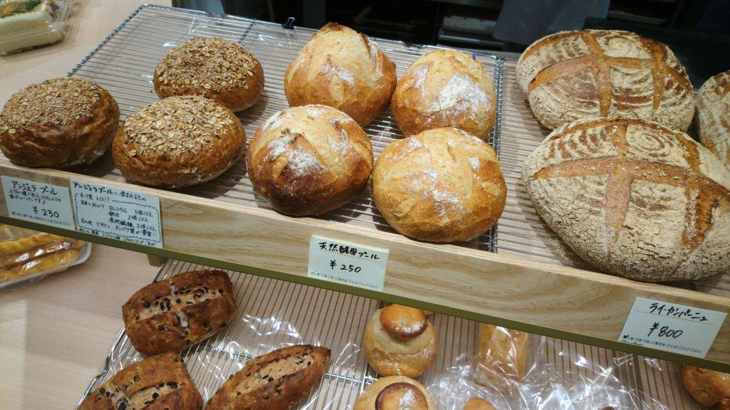 アンジェラのパン
