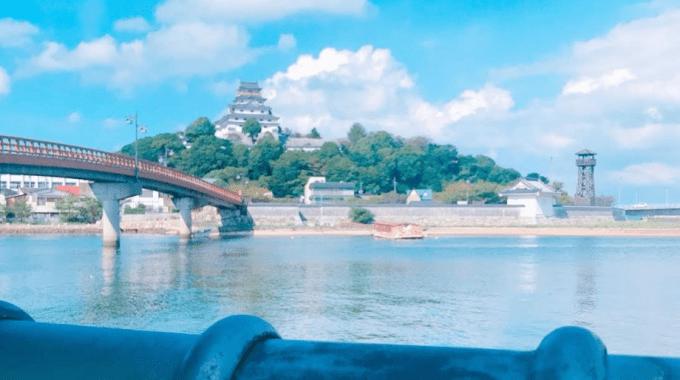宝当神社 遊覧船