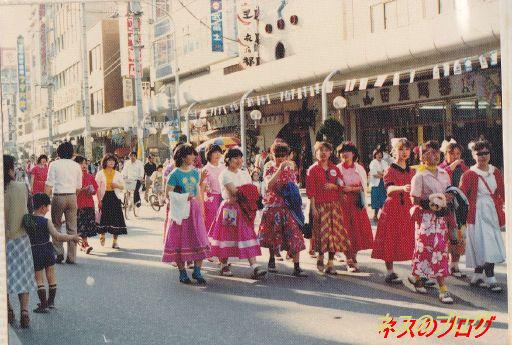 2013年5月21日 昭和55年 足利ヤングヤング大行進 第一弾: ネスのブログ