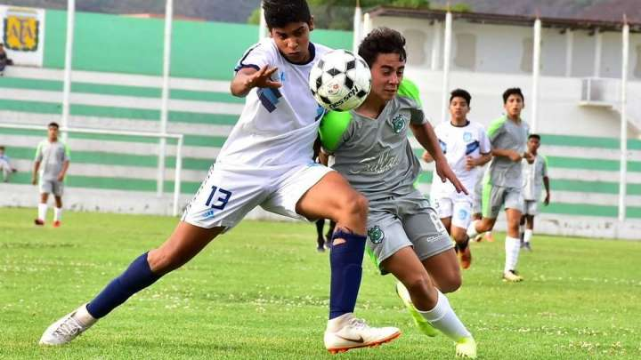 VIDEO: Salta Sub 15 vs Tucumán Sub 15