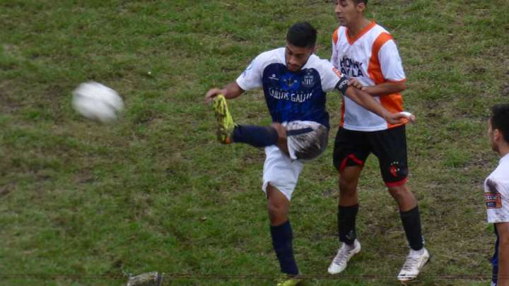 VIDEO: Amalia 2 – Almirante Brown 2 (Susp.)