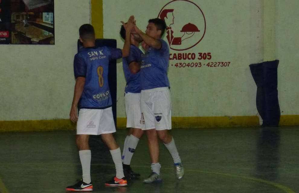 Futsal: En Elite, se suspendió San K vs. El Bosque