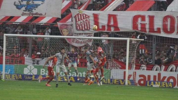 VIDEO: San Martín 0 – Colón 0