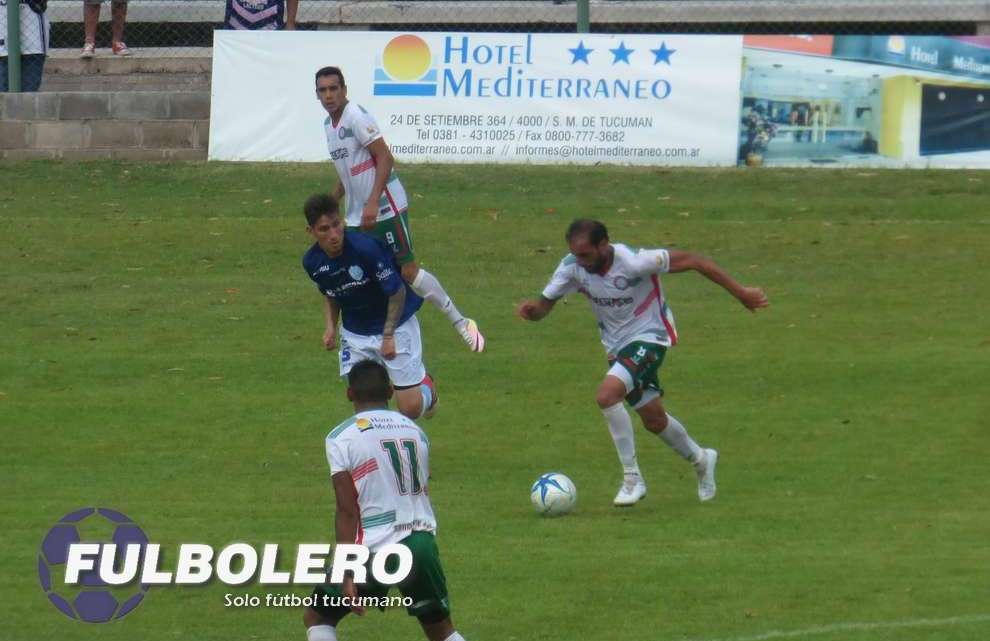 VIDEO: San Jorge 3 – Gimnasia y Tiro 0
