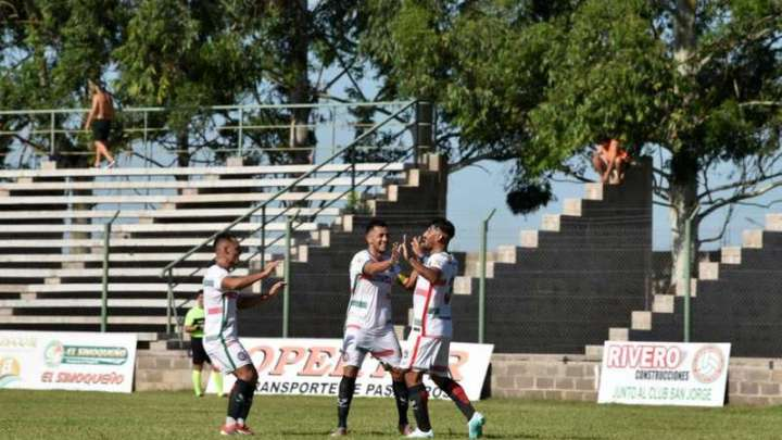VIDEO: San Jorge 4 – Huracán Las Heras 0