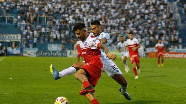 VIDEO: Atlético Tucumán vs Argentinos Juniors