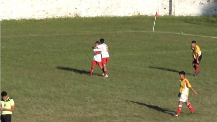 Inferiores: La 2004 de All Boys goleó a Sportivo Guzmán