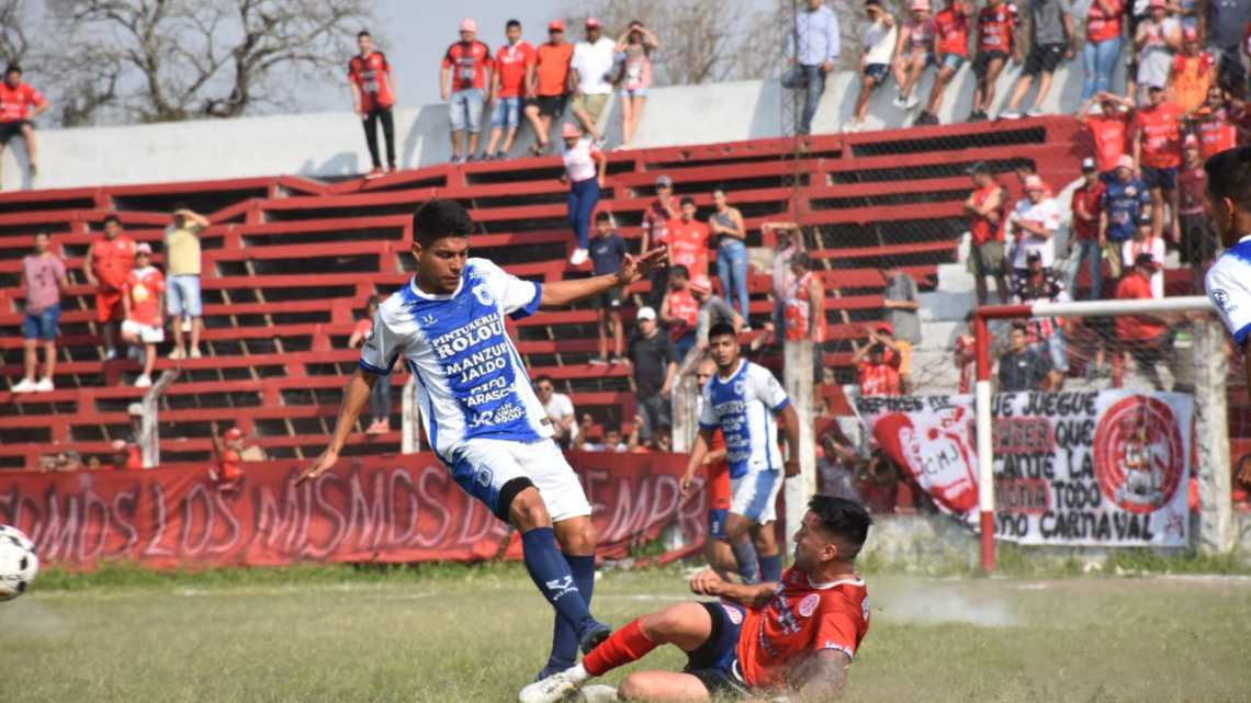 VIDEO: Jorge Newbery 0 – San Juan 0