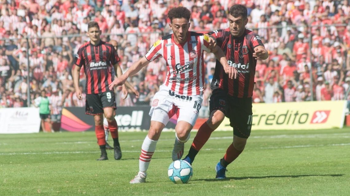 VIDEO: San Martín 0 – Defensores de Belgrano 0