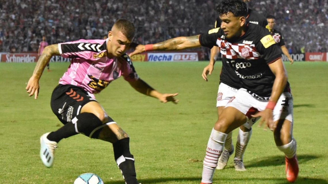 VIDEO: San Martín 0 – Chacarita 1