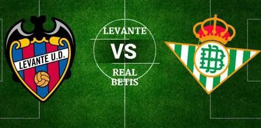 Levante vs Betis