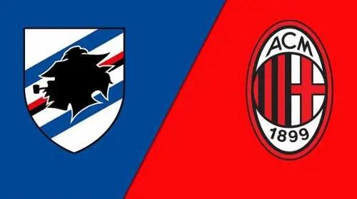 Resultado: Sampdoria vs Milán Vídeo Resumen Goles Jornada 37 Serie A 2019-2020