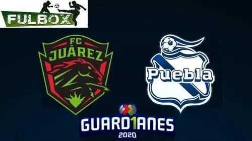 Juárez vs Puebla