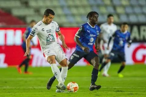 Pachuca vs Monterrey 1-1 Jornada 10 Torneo Apertura 2020