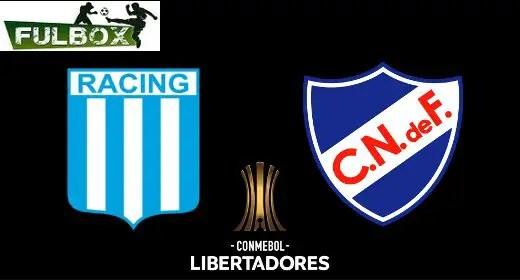 Racing vs Nacional