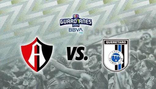 Atlas vs Querétaro