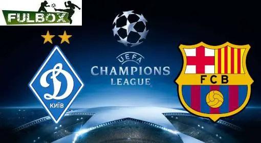 Dinamo vs Barcelona