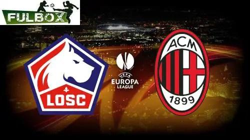 Lille vs Milán