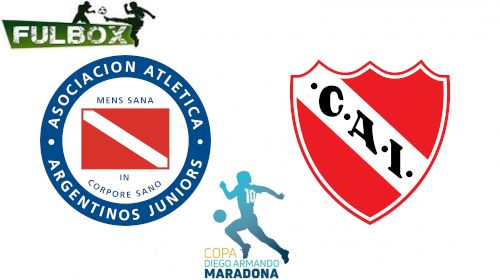 Argentinos Jrs vs Independiente