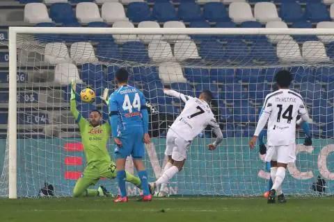 Juventus vs Napoli 2-0 Final Supercopa de Italia 2021