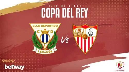 Leganés vs Sevilla