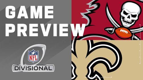 New Orleans Saints vs Tampa Bay Buccaneers