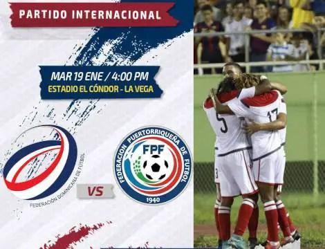 República Dominicana vs Puerto Rico