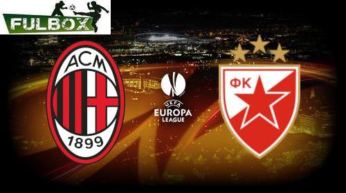 Milán contra Estrella Roja