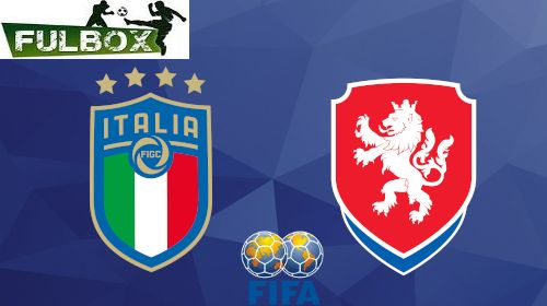 Italia vs República Checa