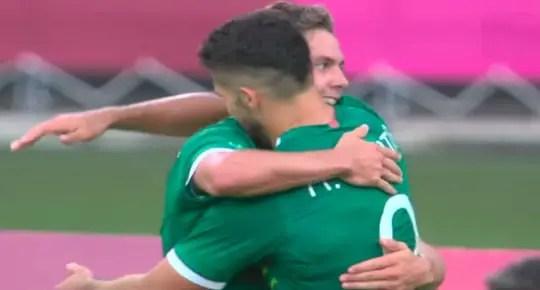 México vs Francia 3-1 Fútbol Juegos Olímpicos 2021